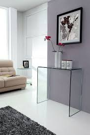 Sofa Table Design Glass Living Room Sets Gold Glass Console Table With Elegant Table