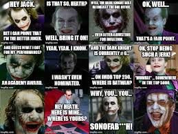 Batman Joker Meme - 2016 march