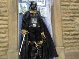 scarecrow halloween mask blackrod scarecrow festival is underway so why not join the fun