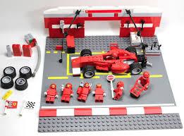 ferrari f1 lego lego racers ferrari f1 pit crew set 8375 racers loose what u0027s