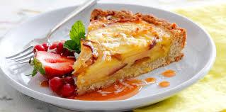 cuisiner les peches tarte sucrée aux pêches facile et pas cher recette sur cuisine