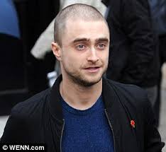 Lord Voldemort Halloween Costume Daniel Radcliffe Channels Lord Voldemort Steps
