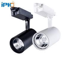 Led Track Lighting Aliexpress Com Buy Iphd 30w Track Light 360 Degree Rotating 90