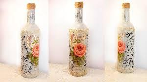 31 decoupage lesson diy decoupage bottles shabby chic decoupage on