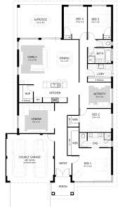 4 bedroom house plans one 4 bedroom house plans one fresh apartments simple and home