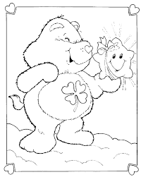 care bear coloring coloring