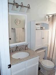 small bathroom storage round self rimmed marble sink beige colored