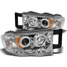 Dodge Ram 1500 - spyder 2002 2005 dodge ram 1500 headlights