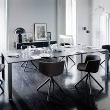 Delighful Modern Dining Room Tables Beautiful Contemporary Designs - Modern dining room tables