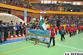 presidente inaugura segunda fase de los juegos en emotivo acto arrancó la segunda fase de los juegos estudiantiles