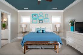 Turquoise And Beige Bedroom Turquoise And Navy Ideas Houzz