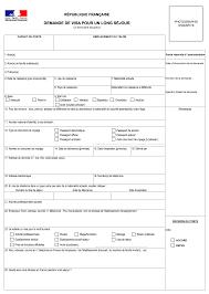 Lettre De Demande De Visa En Anglais et pour les russes