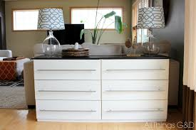 nornas sideboard hack ikea tarva transformed into a kitchen sideboard all things g u0026d