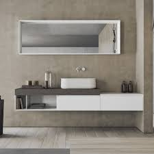 Bathroom In Italian by Made In Italy Wall Mounted Bathroom Furniture Set Calix Novello