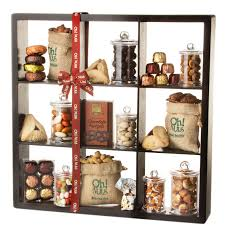 oh nuts purim baskets purim shalach manos well appointed 9 shelf display gift