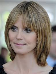 layered medium length hairstyles with bangs medium layered haircuts with thin hair and bangs medium layered