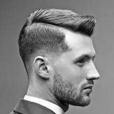 is there another word for pompadour hairstyle as my hairdresser dont no what it is side part hairstyles and parted haircuts haircut styles