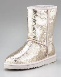 ugg sale neiman sequined sparkles wool lined boot boot ugg australia and outlets