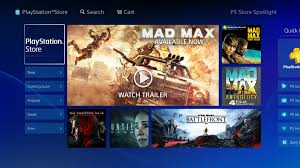 sony u0027s given the north american playstation store a makeover