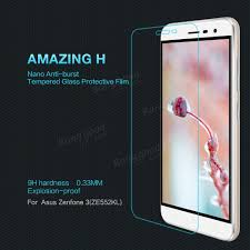 Tempered Glass Windows For Sale Nillkin 9h Tempered Glass Screen Protector For Asus Zenfone 3