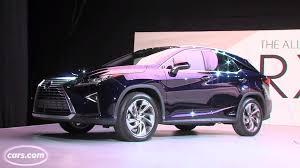lexus suv 2016 rx 2016 lexus rx 450h overview cars com