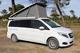 der neue mercedes benz marco polo im camper unterwegs durch