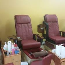 Nail Salon With Kid Chairs Pamper Me Nail Spa Nail Salons 6102 Germantown Ave Germantown