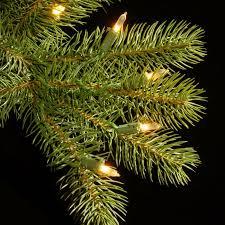the aisle douglas fir 7 5 green downswept artificial