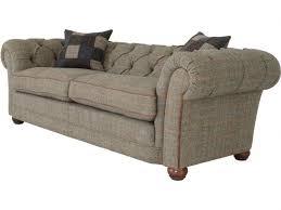 tetrad harris tweed castlebay midi sofa lee longlands