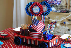4th Of July Party Decorations Kara U0027s Party Ideas Red White Blue July 4th Party Planning Ideas