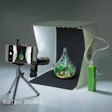 Led Photography Lights 2017 Koteel Mini Photography Studio Light Tent Light Room Light