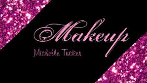 makeup artists business cards girly cosmetology business cards page 1 girly business cards