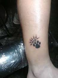 35 paw print tattoos paw print tattoos print tattoos and tattoos