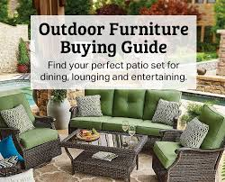 Patio Furniture Buying Guide by Sam U0027s Club Outdoor Living Buying Guide