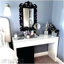 glass bedroom vanity makeup vanities bedroom best bedroom makeup vanity with drawers