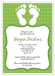 green baby shower invitations theruntime