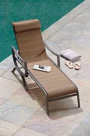 Lounge Chair Patio Ty Pennington Palmetto Chaise Lounge Shop Your Way Online