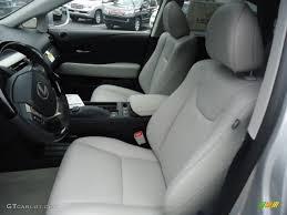 lexus rx interior 2015 light gray ebony birds eye maple interior 2013 lexus rx 350 awd