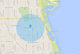 North Shore Chicago Map by No Fly Zones In Chicago Dji Forum
