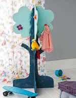 childrens coat rack woodworking plans and information at