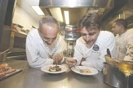 cours cuisine viroflay om psg egalité parfaite entre les chefs yannick alléno et michel