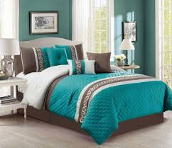 Beach Themed Comforter Sets Comforter Homes Gardens Beach Day Piece Peach Better Teal And