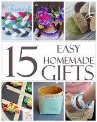 15 easy homemade gifts kleinworth u0026 co
