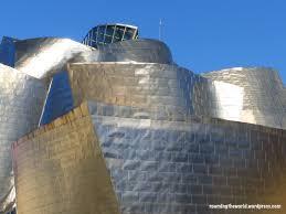 a modern architectural master piece guggenheim museum bilbao