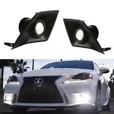 Fog Light Kits Lexus Is F Led Fog Lights Lexus Is F Sport Bumper Led Fog Lamps