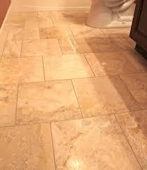 tile bathroom floor satin white bathroom floor tile in a