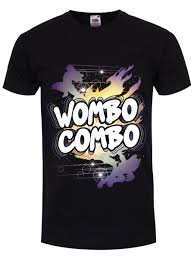 Wombo Combo Meme - wombo combo men s black t shirt buy online at grindstore com
