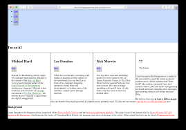 css tutorial layout template learn enough css layout to be dangerous learn enough to be dangerous