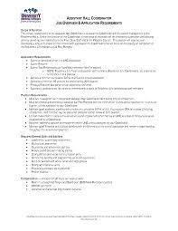 write graduate resume objective university of washington