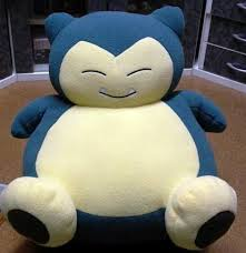 Pokemon Snorlax Bean Bag Chair Dx Snorlax Pokedoll Pokemon Snorlax Pokémon And Plush